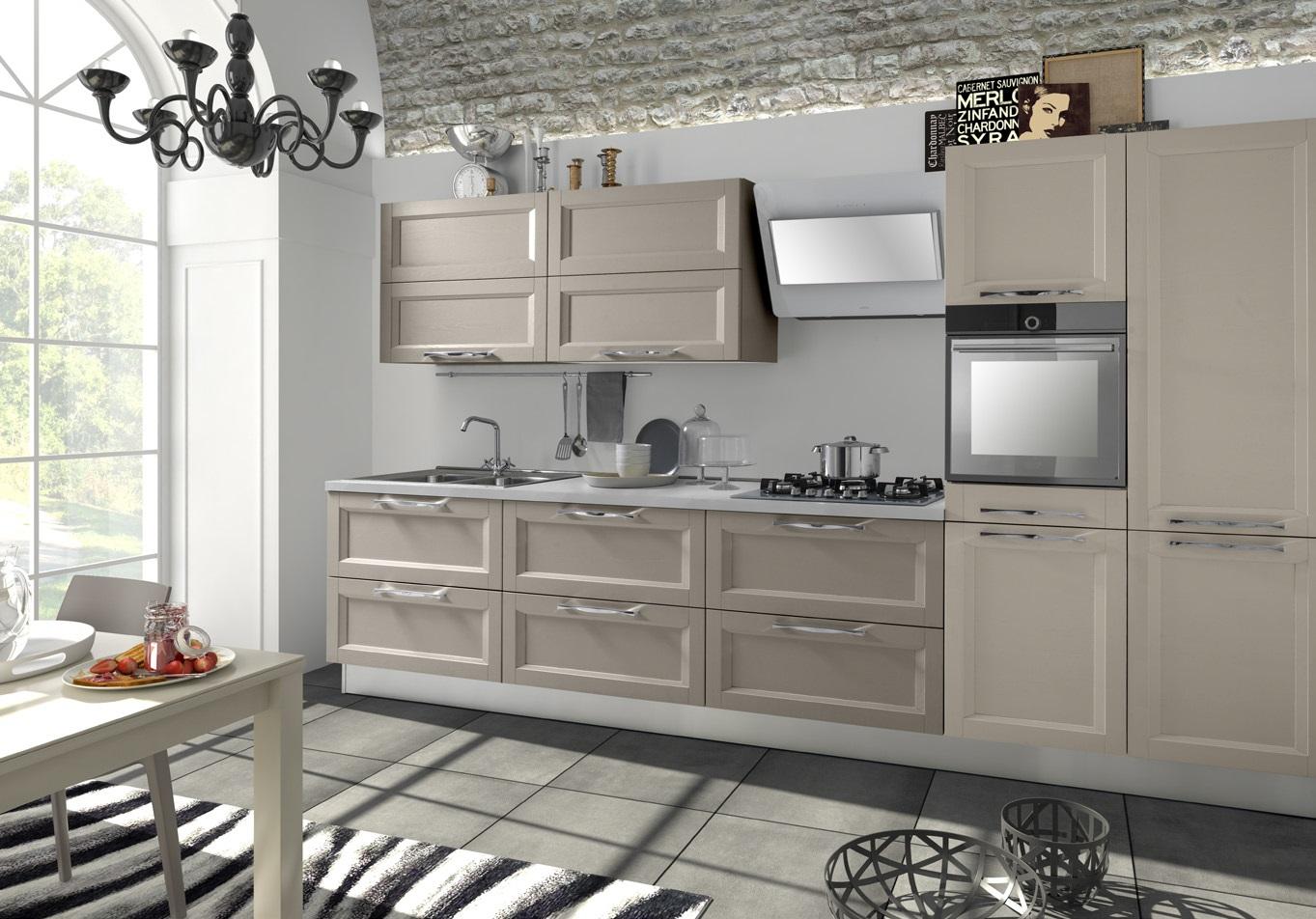 V t b arredamenti cucine moderne - B v cucine poncarale ...
